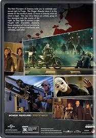 amazon com the purge anarchy james demonaco movies u0026 tv