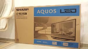 wts sharp aquos 46