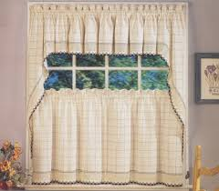 How To Hang Curtain Swags by Designer Kitchen Curtains Thecurtainshop Com