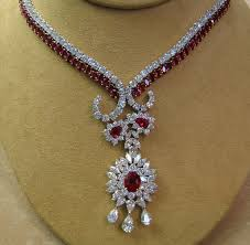 ruby diamonds necklace images 00392 nk ruby diamond necklace magnificent jewels pinterest jpg