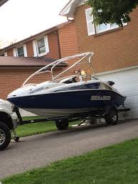 just picked up my first boat 2007 speedster 200 430hp seadoo forums