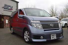 used nissan elgrand cars for sale with pistonheads