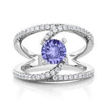 beautiful diamonds rings images Tanzanite engagement rings jpg