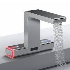 design waschtischarmaturen conti senso waschtischarmatur mit ir sensor mit elektronischer
