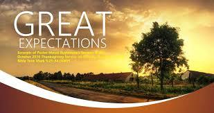 sermon of thanksgiving great expectations by pastor idowu iluyomade u003e rccg city of david