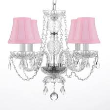 Chandelier Pink Buy Pink Ceiling Light From Bed Bath Beyond