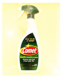 Comet Bathroom Cleaner by Product Plugs Lifethoughts