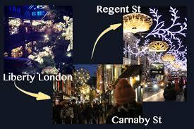 the london christmas lights tour u2013 this city life london