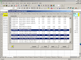 Construction Estimating Programs by Software Business Construction Generalcost Estimator For Excel