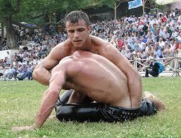 Gay Wrestling Meme - turkish oil wrestling inside the male bonding of the sport