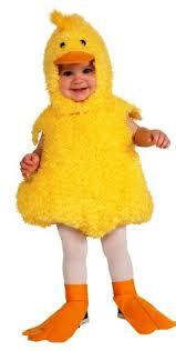 12 18 Months Halloween Costumes Rubie U0027s Costume Cuddly Jungle Quackie Duck Romper Costume Yellow