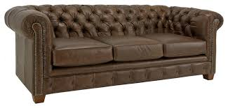Distressed Leather Chesterfield Sofa Modern Style Distressed Leather Sofas With Bellagio Distressed