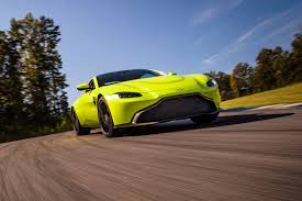 lime green aston martin new aston martin vantage revealed full details and specs on