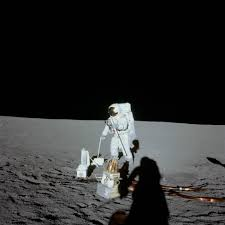 Is The American Flag Still Standing On The Moon Apollo Spacesuit Image Gallery Nasa