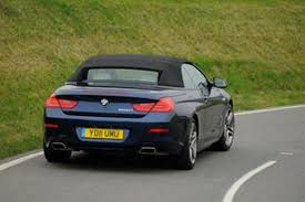 bmw 6 series convertible review bmw 6 series convertible review 2017 what car