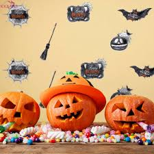 online get cheap halloween window decorations aliexpress com