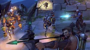 halloween comes to overwatch with all new loot video u2013 pc