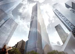 How Many Stories Is 1000 Feet Revealed The Inside Story Of The Last Wtc Tower U0027s Design Wired