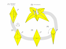 origami origami lily folding instructions origami flower origami