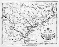 Maps Of Georgia Hargrett Library Rare Map Collection Revolutionary Georgia