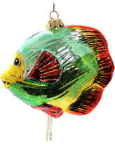 amazing deal on polonaise ornament santa with church glass ornament