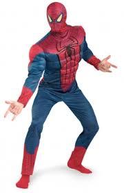 Blue Man Halloween Costume Spiderman Spiderman Costumes Spiderman 3 Costumes Kids