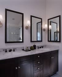rubbed bronze bathroom with vanity bathroom beach style and