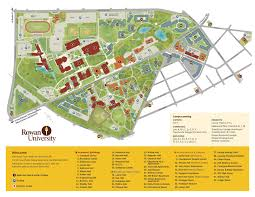 Penn State Harrisburg Campus Map by Literature Film