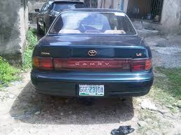 toyota camry 1994 model for sale clean toyota camry 1994 model 450k