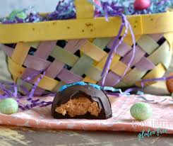 easter peanut butter eggs gluten free and dairy free peanut butter eggs easter treat