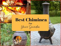 Paint For Chiminea Best Chiminea For Your Garden An Expert Review And Buying Guide