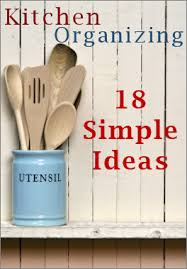 organizing the kitchen 18 easy kitchen organizing tips tipnut com