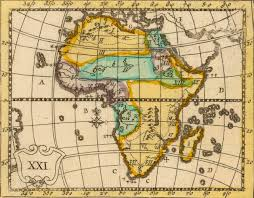 Africa Colonial Map by Colonial Africa In Official Statistics 1821 1953 British Online