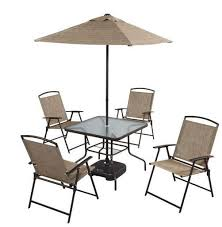 Home Depot Patio Table And Chairs Home Depot 7 Patio Dining Set For Only 99 Free In Store