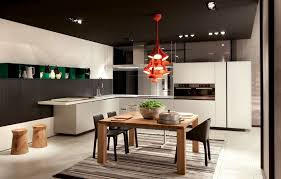 Modern Design Kitchens Bright And Spacious Kitchens With Modern Design From Poliform