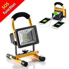 battery powered portable led work lights work lights hallomall
