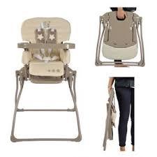 chaise haute bébé pliante chaise haute pliante ultra compacte looping lune câline 2016