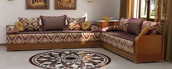 deco salon marocain ensemble de salon marocain en bois on decoration d interieur