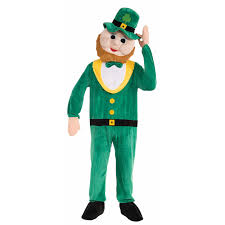 leprechaun mascot costume buycostumes com