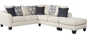 Rooms To Go Sofa Bed Deca Drive Cream 3 Pc Sectional Living Room Sets Beige