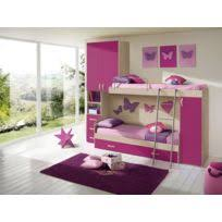 chambre combiné fille chambre enfant complète achat chambre enfant complète pas cher