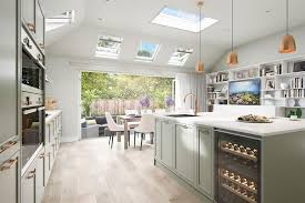kitchen cabinets wall extension beautiful ideas for kitchen extensions loveproperty