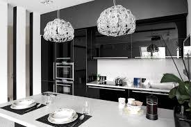 High Gloss Black Kitchen Cabinets 47 Modern Kitchen Design Ideas Cabinet Pictures Designing Idea