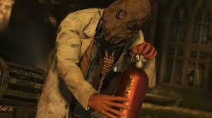 Scarecrow Mask Scarecrow Will Haunt Your Nightmares In Injustice 2 U0027s Latest