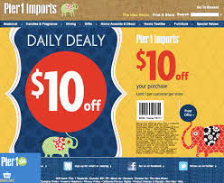 pier one imports black friday index of 0711