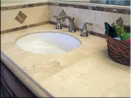 bathroom countertop tile ideas 32 best countertops images on bathroom countertops