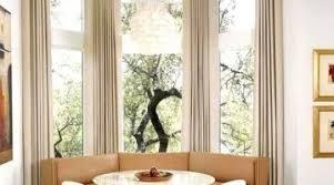 startling modern kitchen curtains home designs bay ideas