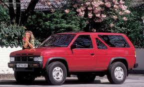 nissan terrano 1997 interior nissan terrano 2 4 1990 review specifications and photos