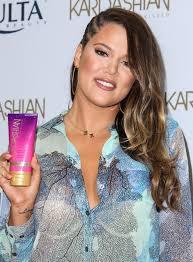 khloe kardashian promotes new kardashian sun kissed beauty line