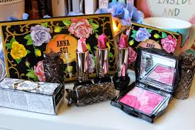 teacupofmakeup anna sui cosmetics it u0027s all coming up roses